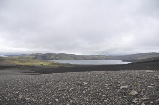 Kirkjubaejarklaustur, Island: лаки