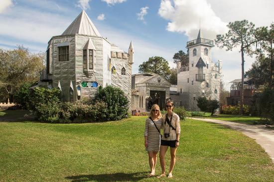 Ona, Φλόριντα: Castle - 88 degrees