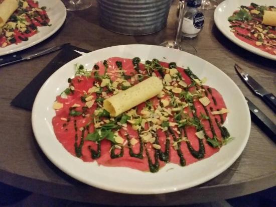 Nice diner! - Review of Brasserie de Buren, Lisse, The ...