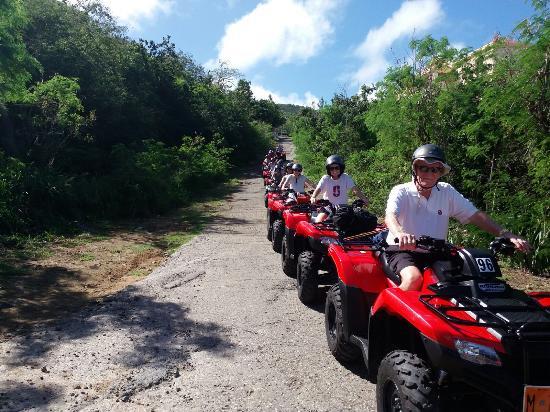 Oyster Pond, St. Maarten/St. Martin: Family fun tour