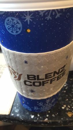 Blenz Coffee Whistler Bild
