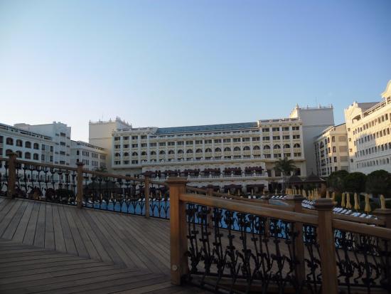 Mardan Palace: Ana Bina