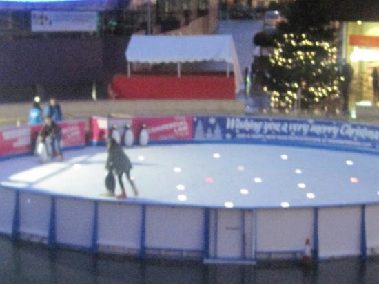 Zizzi Dorchester The Ice Rink Opposite Restaurant