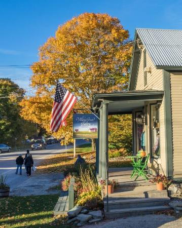 Weston, VT: VGG in the fall 2