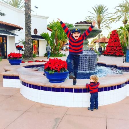 Omni La Costa Resort and Spa: Enjoying the hotel!