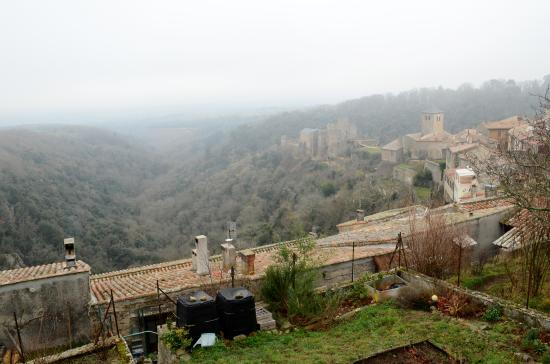 Saissac, Prancis: The CASTLE