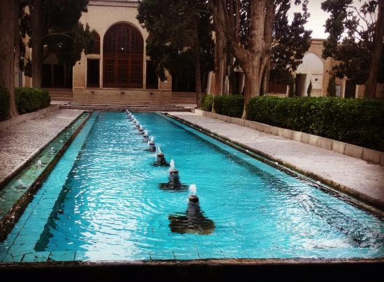 Bagh E Fin Garden: The Most Beautiful Persian Garden