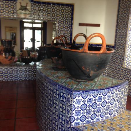 Cocina De Talavera Picture Of Mision Grand Ex Hacienda De