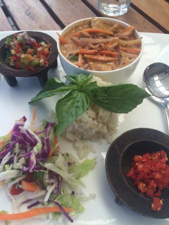 Blue Lagoon Beach Resort: Tom Yum Soup