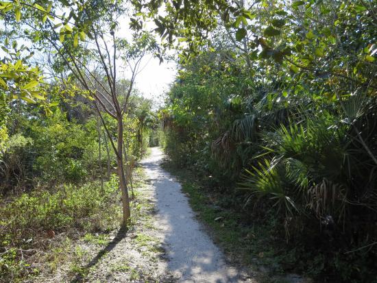 Hobe Sound, Floryda: Trail