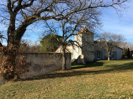Eymet, Francia: Scene1