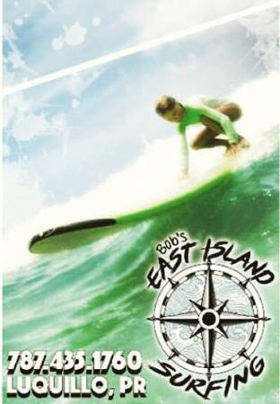 East Island Surfing Adventures : logo