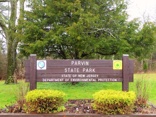 During late fall time beautiful place picture of parvin for Parvin state park cabin pictures