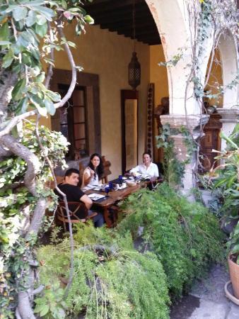 Hacienda Las Amantes