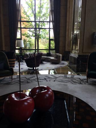 Chateau Star River Taiyuan: Lobby