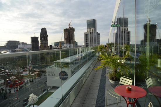das 25 stunden hotel bild von neni berlin berlin tripadvisor. Black Bedroom Furniture Sets. Home Design Ideas
