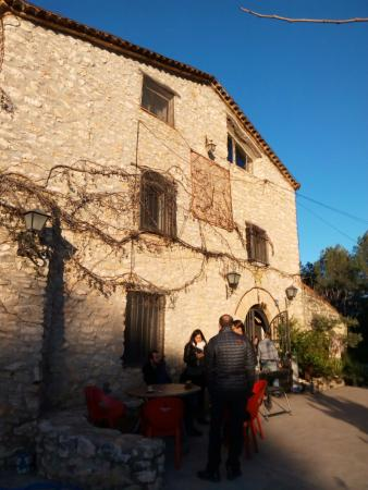 Restaurante Caballo de Copas: Exterior