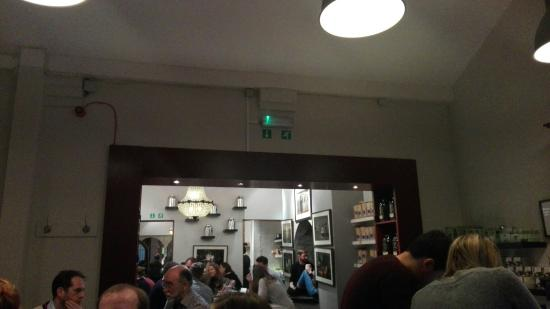 Photo of Cafe Clement & Pekoe at 50 South William St., Dublin, Ireland