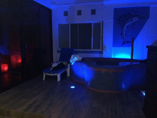 Villa Lili: Exotica room1