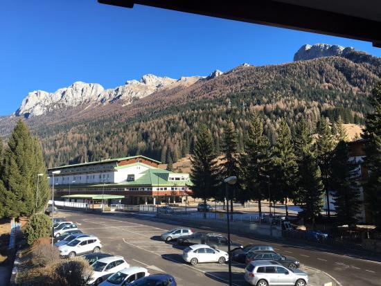 Hotel Ciampian: Vista dalla camera