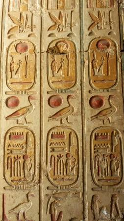 Abydos: From the Ramses II temple