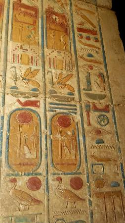 Abydos: Amazing paint