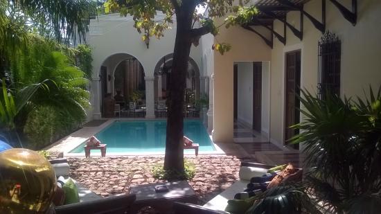 Casa Lecanda Boutique Hotel: Swimming Pool