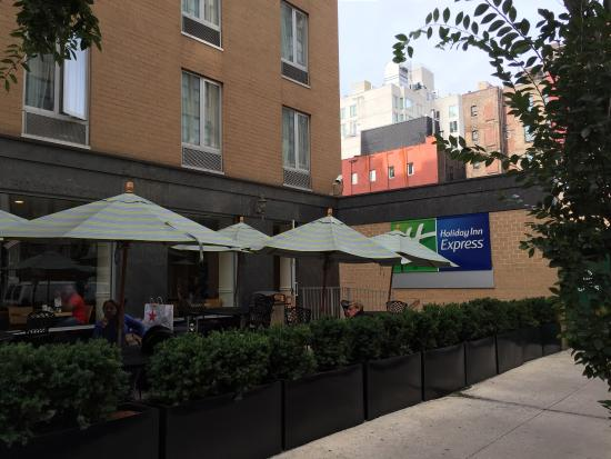 Picture Of Holiday Inn Express New York City Chelsea New York City Tripadvisor