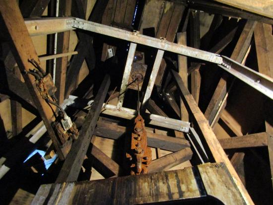 Pendeen, UK: Levant mine and beam engine August 2015