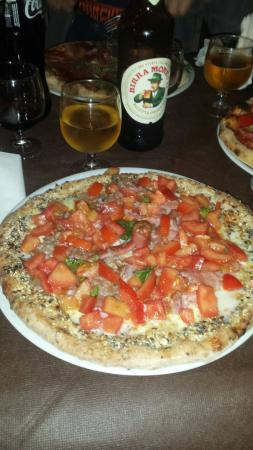 Il Rusticotto Pizzeria Spaghetteria: 20160102_221605_large.jpg