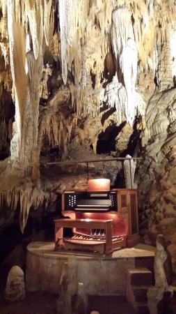 写真Luray Caverns枚