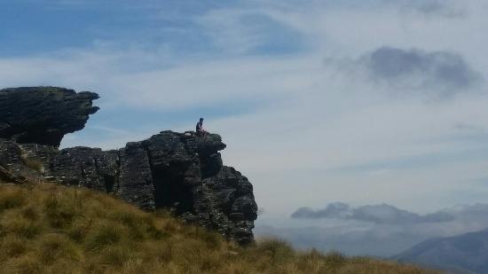 Garston, นิวซีแลนด์: Welcome Rock Trails - Day Tours