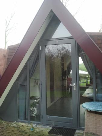 Oosterleek, The Netherlands: Cottage outside