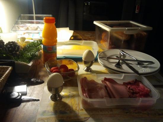 Oosterleek, The Netherlands: Breakfast