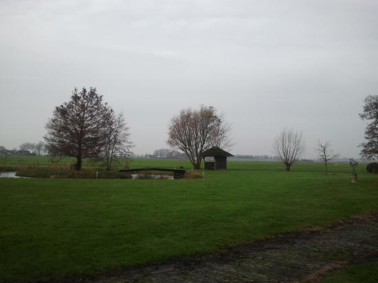 Oosterleek, The Netherlands: The farm