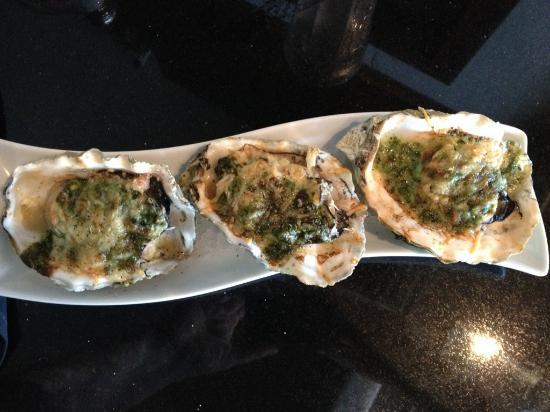 Main Street Bistro: Oysters Rockefeller