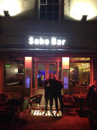Soho Bar Cheltenham speed dating Afrikaanse dating app