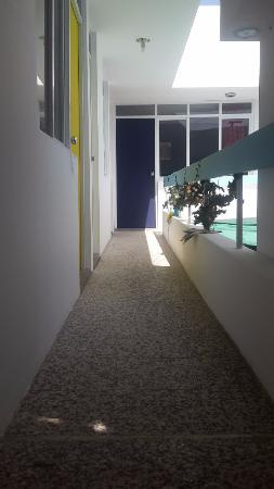 Mollendo, Perú: Hallway