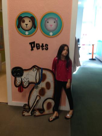 Jensen Beach, FL: Gracie at Pet Learning Station