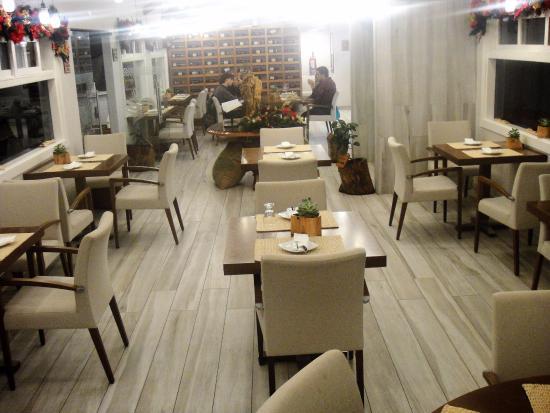 Monniche Restaurant: Comedor