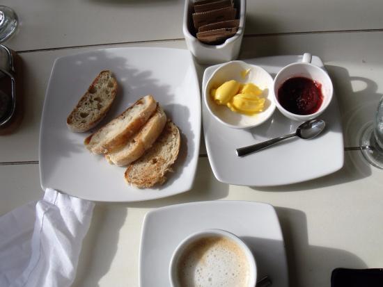 Monniche Restaurant: Desayuno