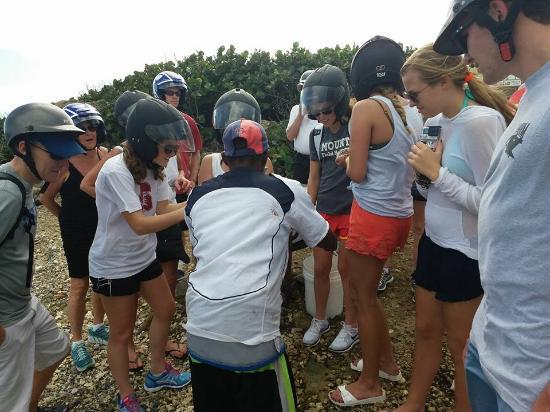 Oyster Pond, Sint Maarten: Fun