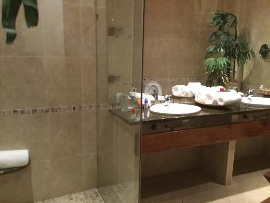 Coco de Mer - Black Parrot Suites: bathroom