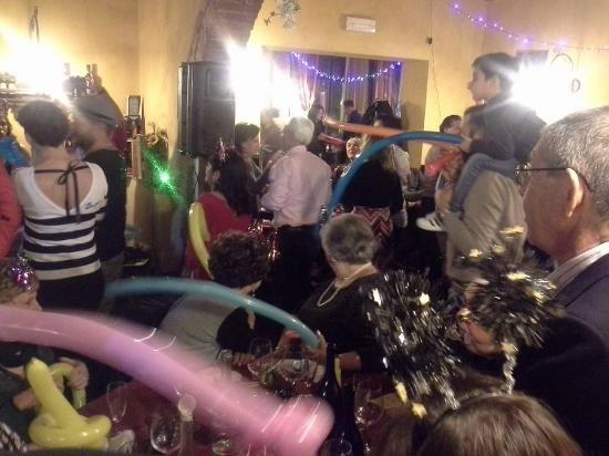 Montespertoli, อิตาลี: capodanno 2016