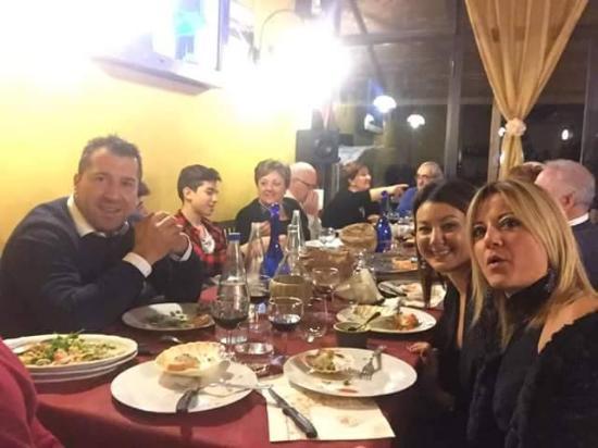 Монтеспертоли, Италия: capodanno 2016