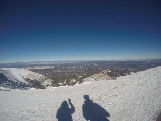 Pikes Peak: Crazy views