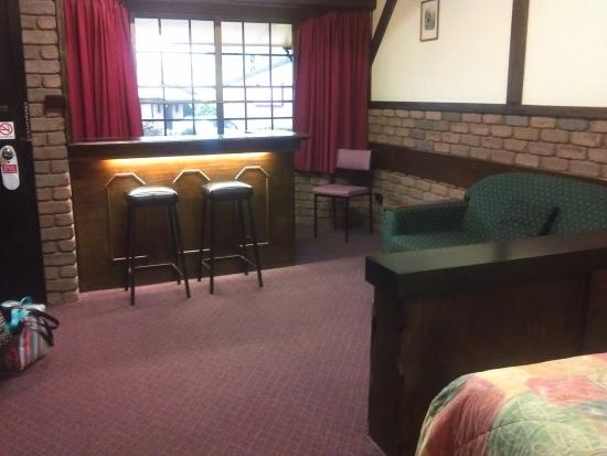 Olde Tudor Hotel Launceston: Room