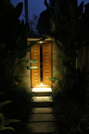 The Purist Villas and Spa: Villa Entrance