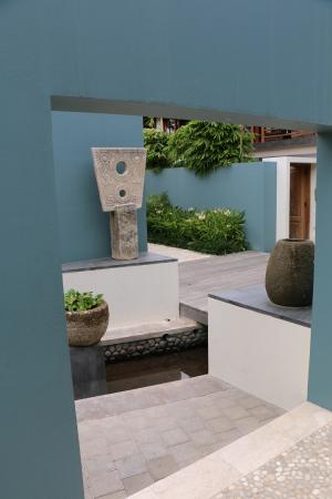 The Purist Villas and Spa: Everywhere a picture...