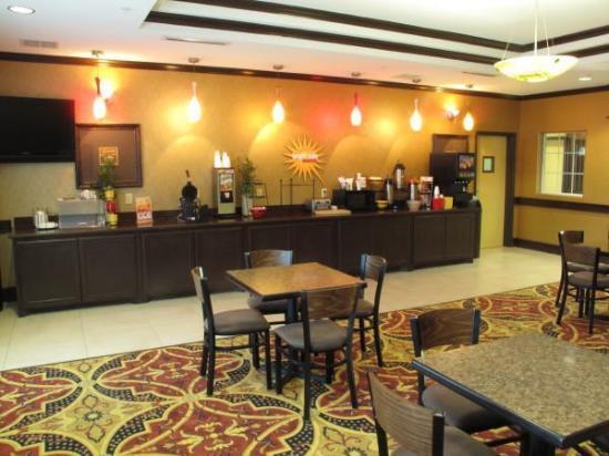 La Quinta Inn & Suites Big Spring: Restaurant